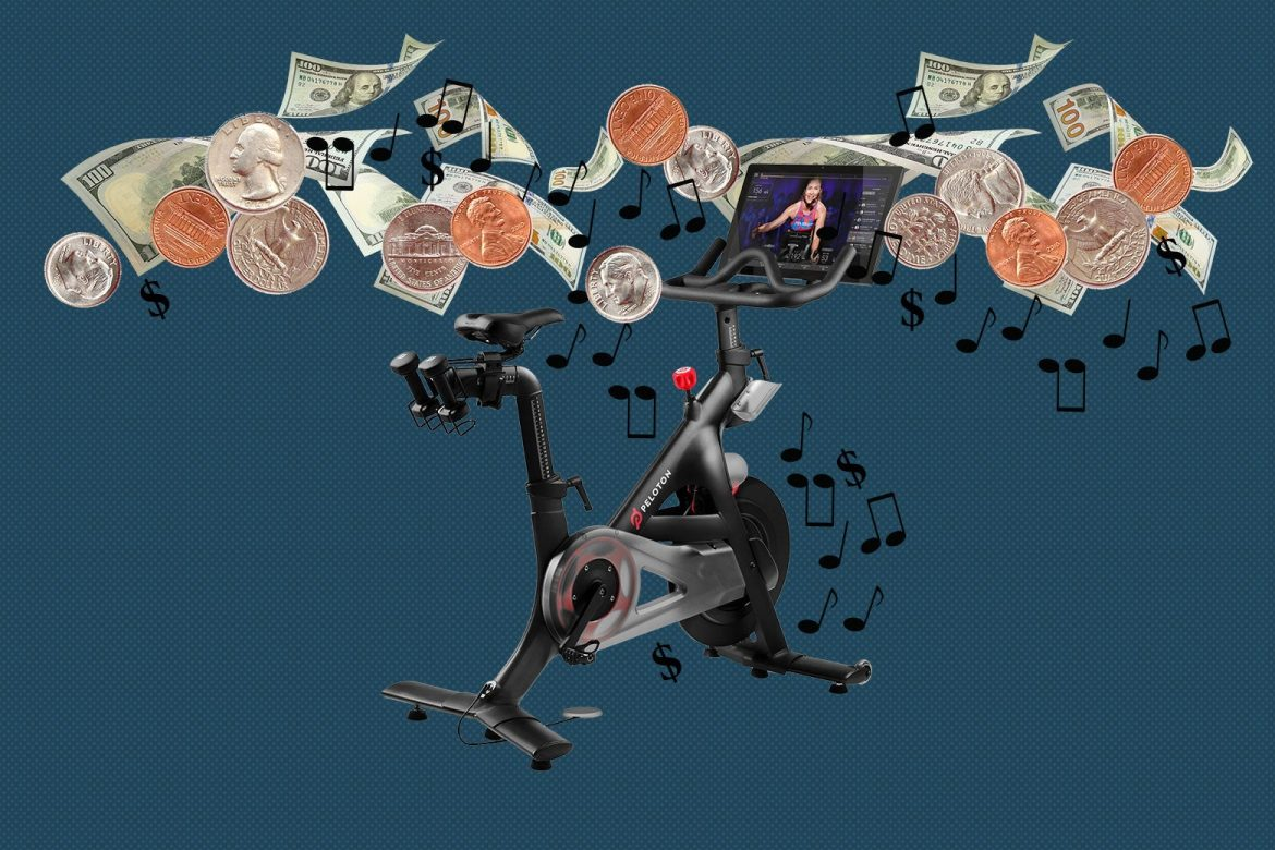 How the Heck Is Peloton the Best-Paying Music Streaming Service?